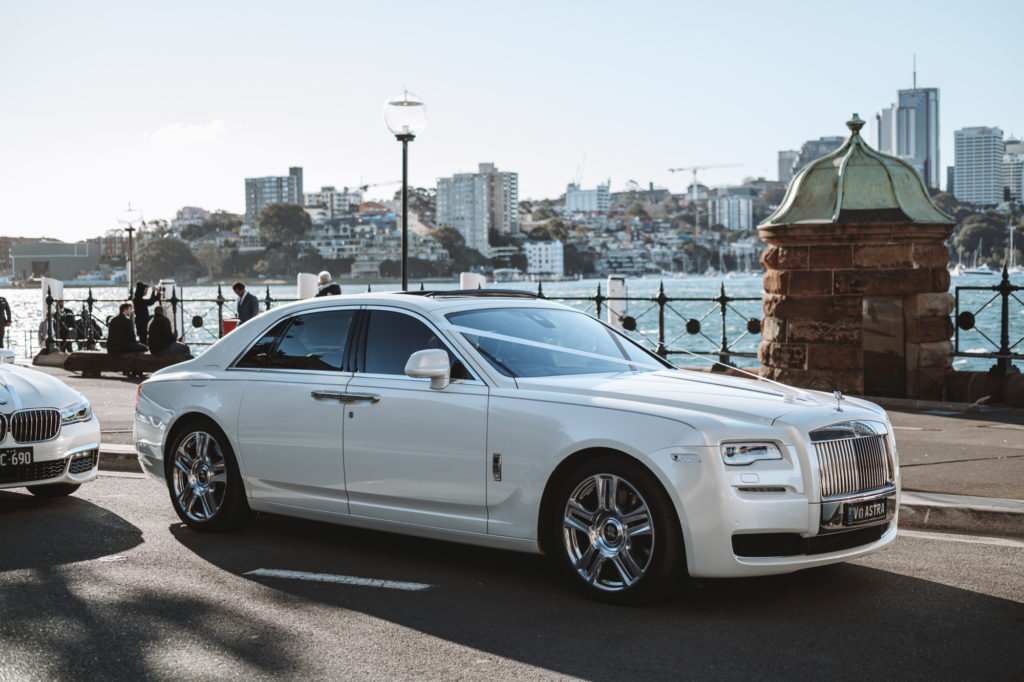 Rolls Royce Ghost Wedding Cars Sydney