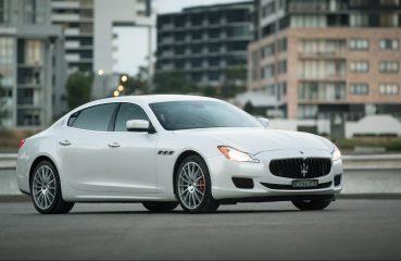 Maserati Quattroporte Wedding Cars Sydney