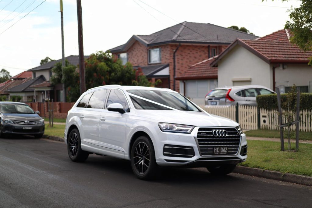 Sutherland Shire Wedding Car Hire - Astra Limousines