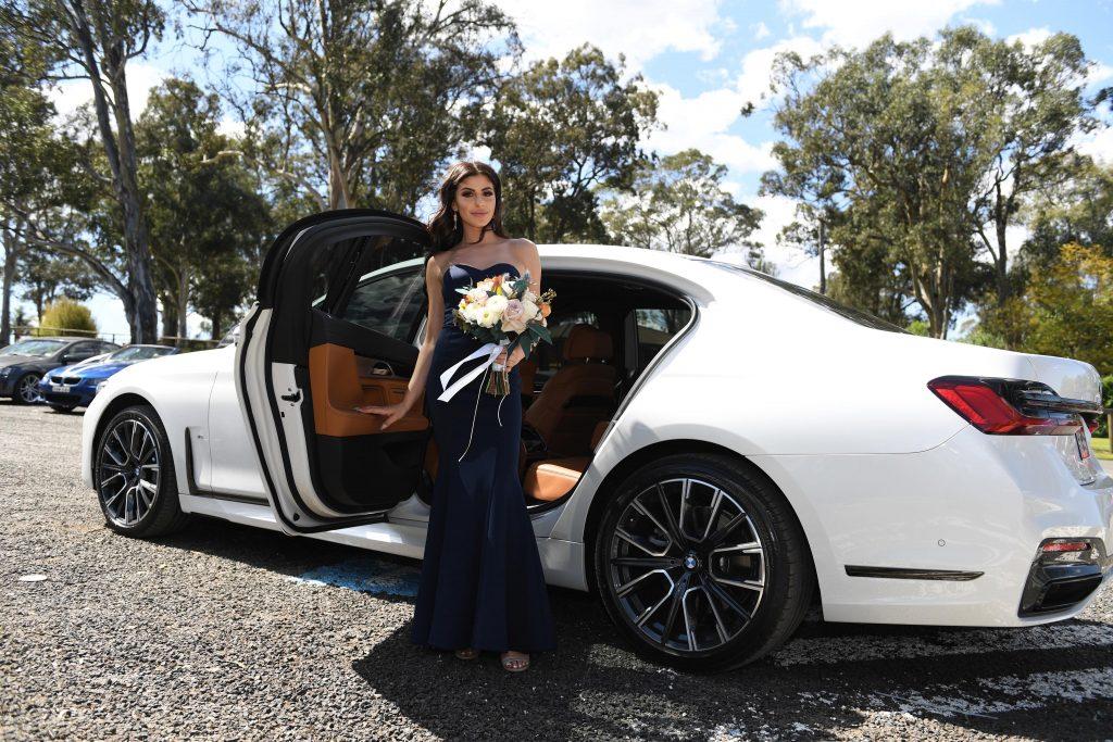 BMW Wedding Car Sydney