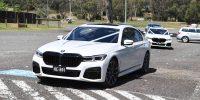 BMW 7 Series Wedding Cars