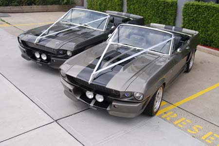 Mustang Wedding Cars Sydney - Astra Limousines
